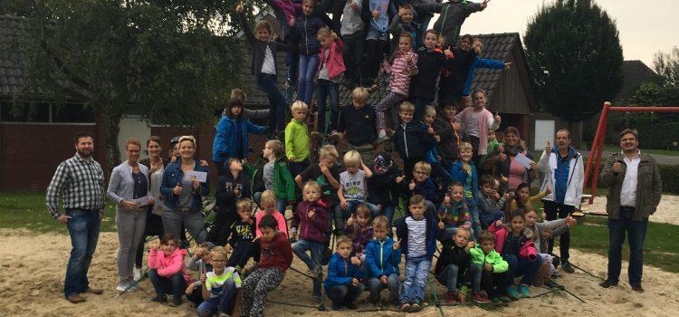 Der FV gibt 250 € für jede Klassenkasse