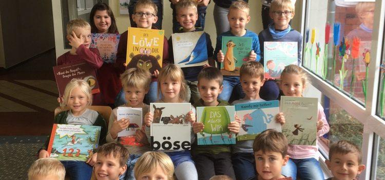 Der Förderverein fördert die Fantasie der Kinder